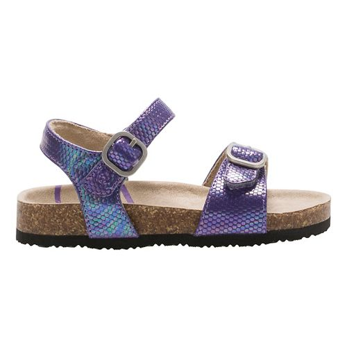 Stride Rite Zuly Sandals Shoe - Purple 11C