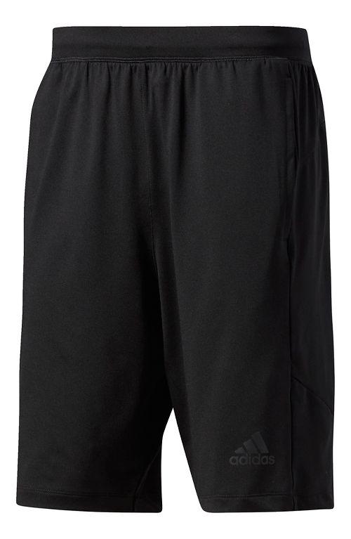 Mens adidas SpeedBreaker Hype Shorts - Black XL