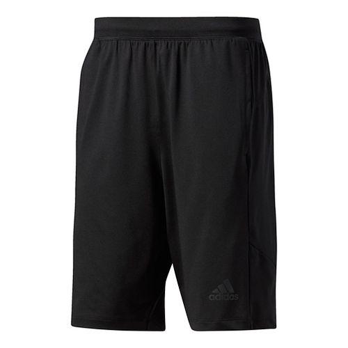 Mens adidas SpeedBreaker Hype Shorts - Black L