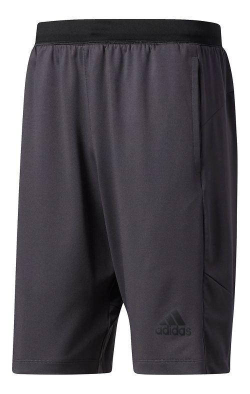 Mens adidas SpeedBreaker Hype Shorts - Utility Black S
