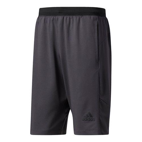 Mens adidas SpeedBreaker Hype Shorts - Utility Black L