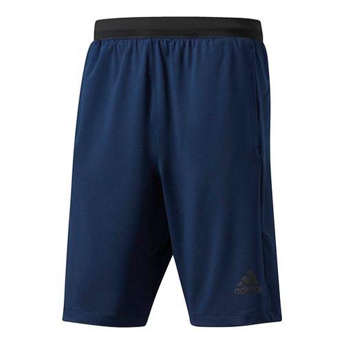 Mens Adidas SpeedBreaker Hype Shorts - Collegiate Navy M