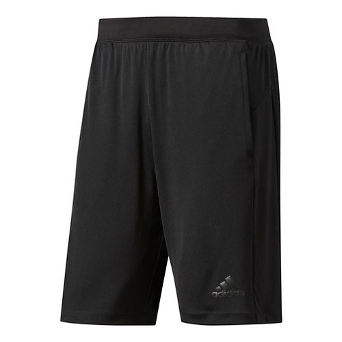 Mens Adidas SpeedBreaker Tech Unlined Shorts - Black XL