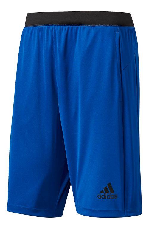 Mens Adidas SpeedBreaker Tech Unlined Shorts - Collegiate Royal M