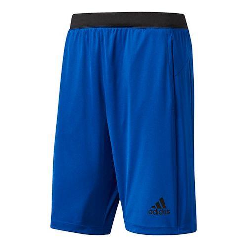 Mens Adidas SpeedBreaker Tech Unlined Shorts - Collegiate Royal L