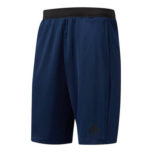 Mens Adidas SpeedBreaker Tech Unlined Shorts - Collegiate Navy XXL
