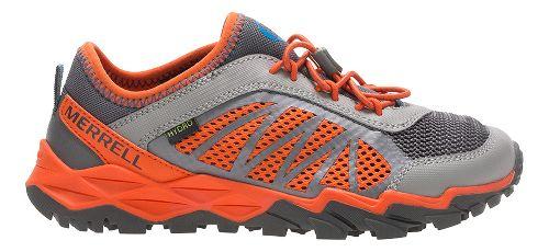 Merrell Hydro Run 2.0 Trail Running Shoe - Grey/Orange 12C