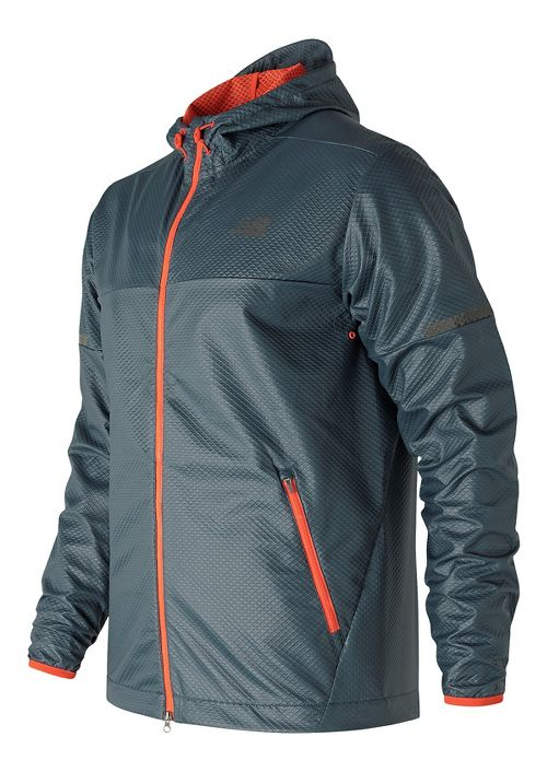 Mens New Balance Max Intensity Cold Weather Jackets - Supercell L