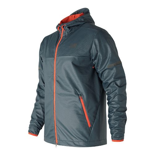 Mens New Balance Max Intensity Cold Weather Jackets - Supercell M
