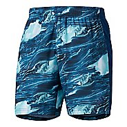 Mens Adidas Supernova Parley Unlined Shorts - Mystery Blue M