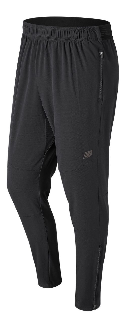 Mens New Balance Max Intensity Pants - Black L
