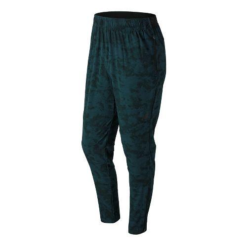Mens New Balance Max Intensity Pants - Supercell Print M