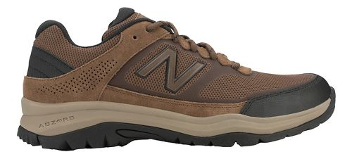 Mens New Balance 669v1 Walking Shoe - Brown 14