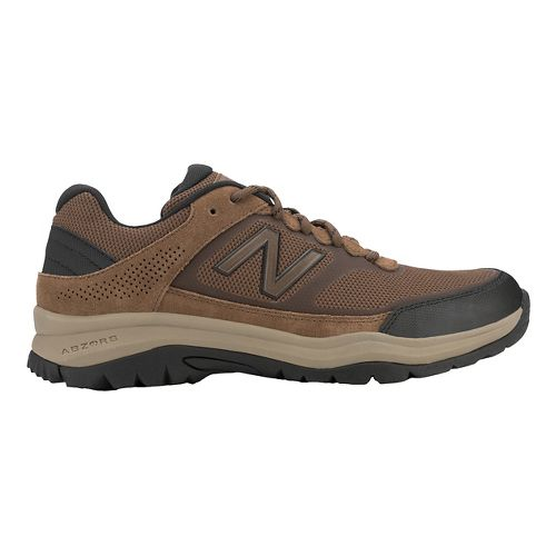 Mens New Balance 669v1 Walking Shoe - Brown 11