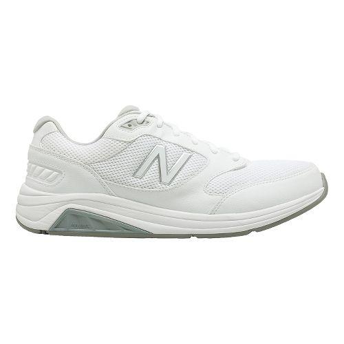 Mens New Balance 928v3 Walking Shoe - White/White 12