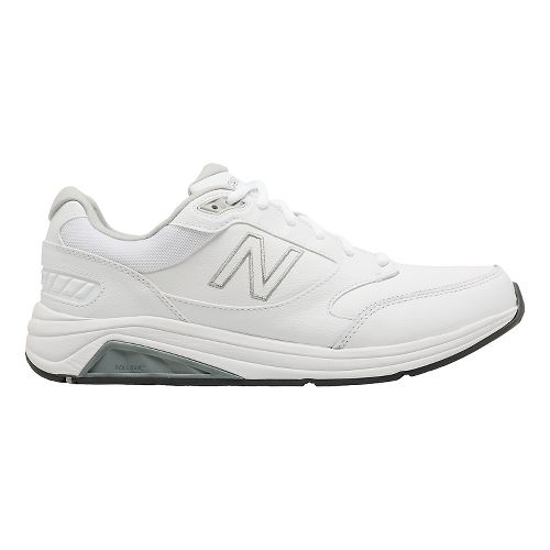 Mens New Balance 928v3 Walking Shoe - White 10.5