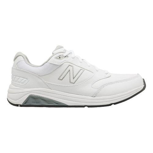 Mens New Balance 928v3 Walking Shoe - White 8.5
