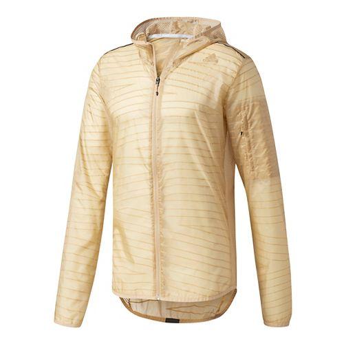 Mens Adidas Supernova Tokyo Flock Print Jacket Half-Zips & Hoodies Technical Tops - Linen Khaki ...