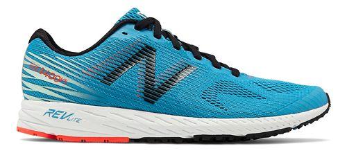 Womens New Balance 1400v5 Running Shoe - Maldives Blue/White 9