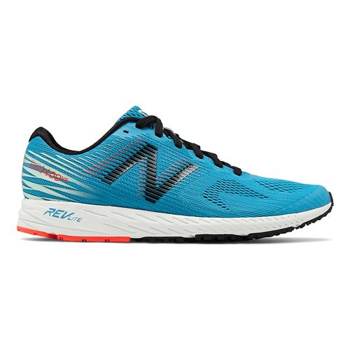 Womens New Balance 1400v5 Running Shoe - Maldives Blue/White 7