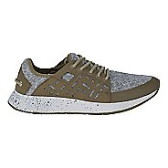 Womens Sperry 7 SEAS Sport Wool Casual Shoe - Olive/Grey 7.5
