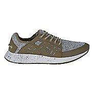 Womens Sperry 7 SEAS Sport Wool Casual Shoe - Olive/Grey 8.5