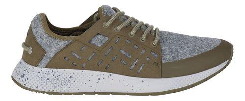 Womens Sperry 7 SEAS Sport Wool Casual Shoe - Olive/Grey 11