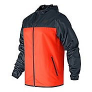 Mens New Balance Windcheater Cold Weather Jackets