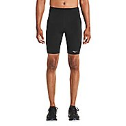 Mens Saucony Endorphin Half Tight Compression & Fitted Shorts