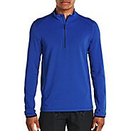 Mens Saucony Evolution Sportop Half-Zips & Hoodies Technical Tops