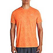 Mens Saucony Freedom Short Sleeve Technical Tops