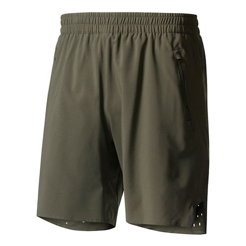 Mens Adidas Ultra Energy Unlined Shorts - Utility Grey S