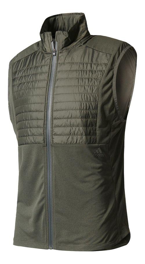 Mens adidas Ultra Energy Vests - Utility Grey XL