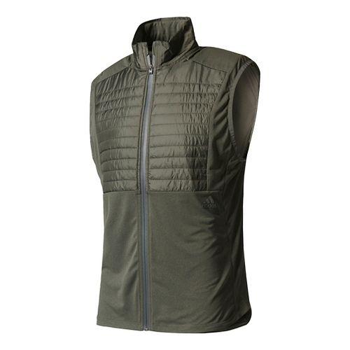 Mens Adidas Ultra Energy Vests - Utility Grey M