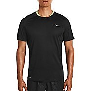 Mens Saucony Revolution Short Sleeve Technical Tops