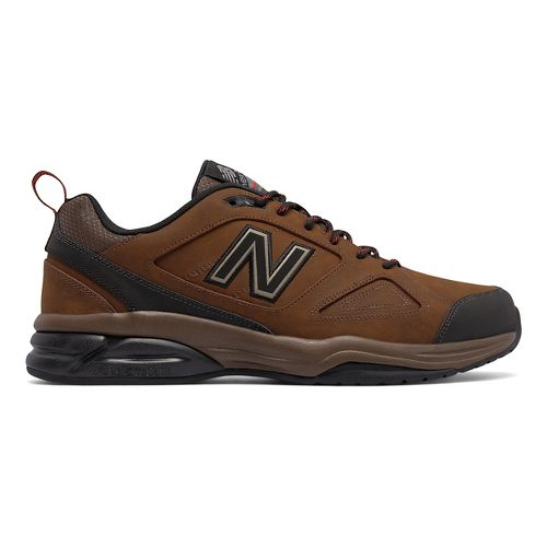 Mens New Balance 623v3 Cross Training Shoe - Brown 10