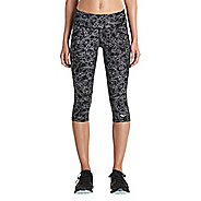 Womens Saucony Bullet Capris Tights