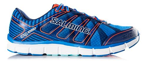 Mens Salming Miles Running Shoe - Electric Blue 11.5