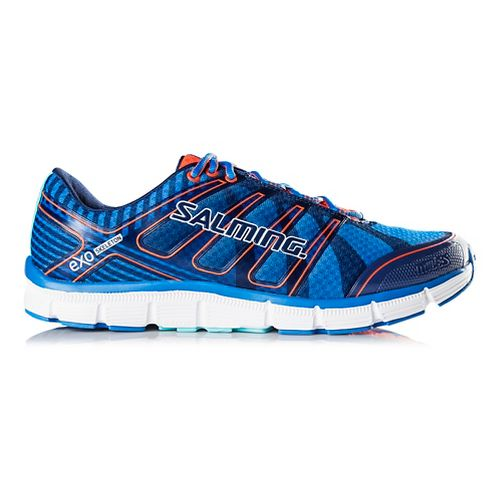 Mens Salming Miles Running Shoe - Electric Blue 9.5