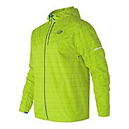 Mens New Balance Reflective Lite Packable Running Jackets