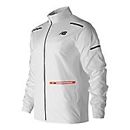 Mens New Balance Precision Run Running Jackets