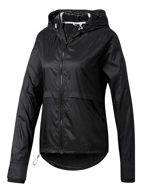 Womens Adidas Clear Goals Jacket Cold Weather Jackets - Black M
