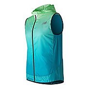 Mens New Balance Fun Run Vests Jackets