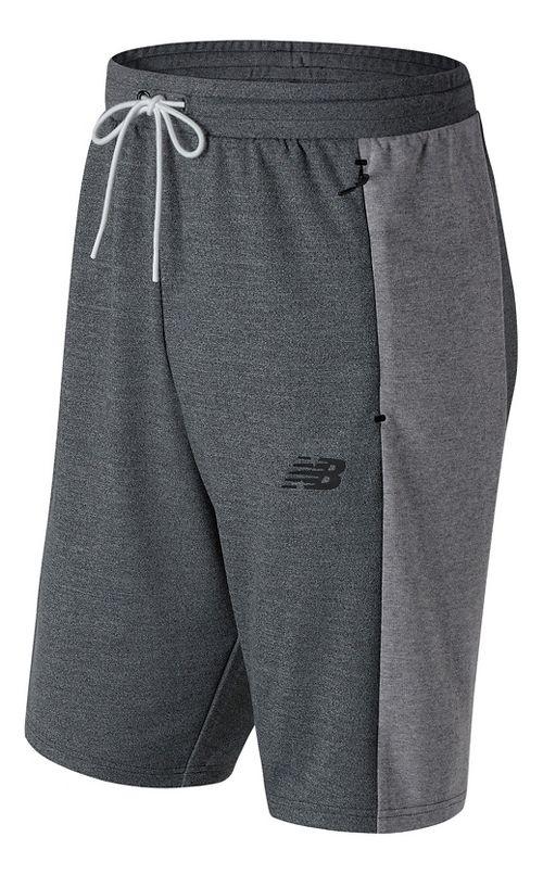 Mens New Balance 247 Tech Unlined Shorts - Black L