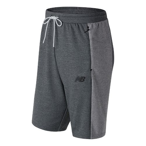 Mens New Balance 247 Tech Unlined Shorts - Black XL