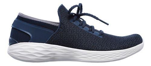 Womens Skechers YOU Inspire Casual Shoe - Navy 9