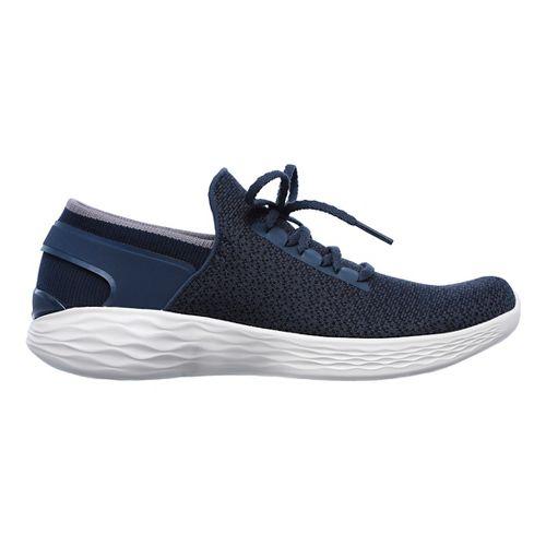 Womens Skechers YOU Inspire Casual Shoe - Navy 8.5