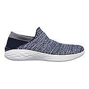 Womens Skechers YOU Casual Shoe - Navy 6
