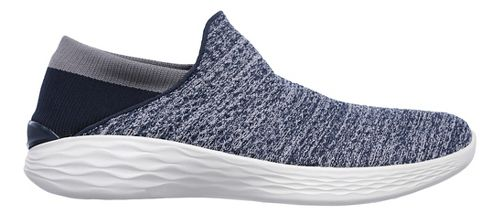 Womens Skechers YOU Casual Shoe - Navy 6.5