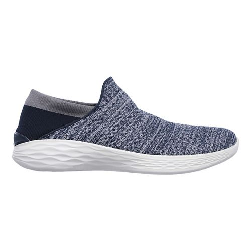 Womens Skechers YOU Casual Shoe - Navy 6